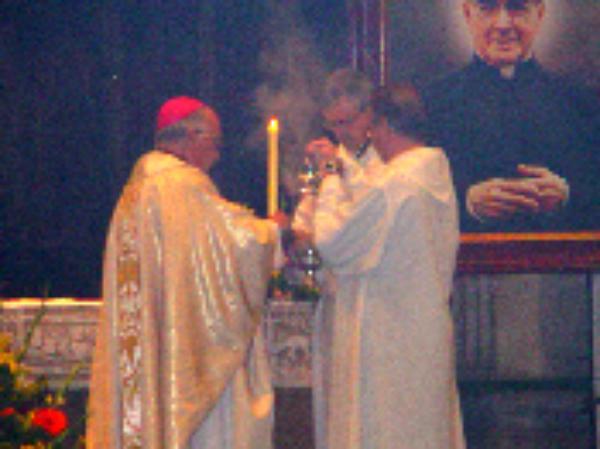 Homilia de l'Eucaristia de Lleida