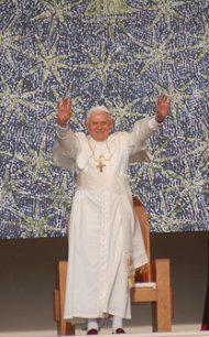 """Benedicto XVI: """"¡Soñad!"""""""