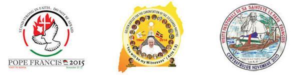 Voyage du Pape François en Afrique