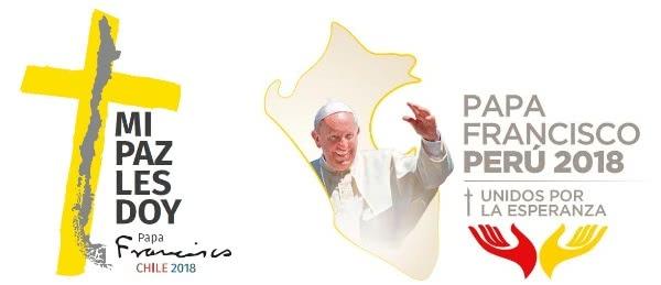 Opus Dei - Viagem do Papa Francisco ao Chile e Peru