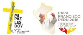 Viagem do Papa Francisco ao Chile e Peru