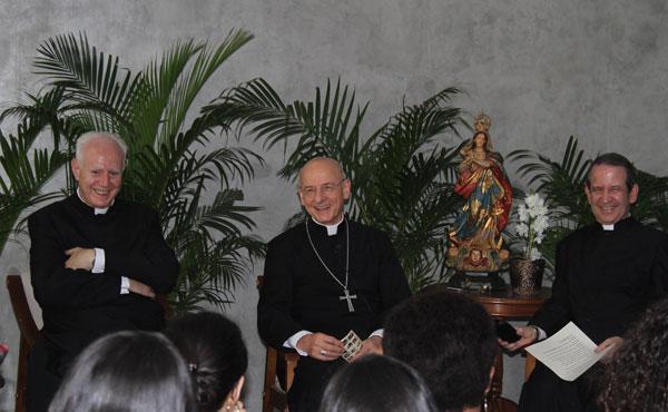 Pe. Fábio Carvalheiro é o novo vigário regional do Opus Dei no Brasil