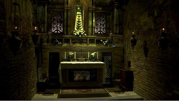 Opus Dei - Palverännak Loreto Pühasse Majja
