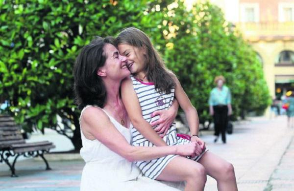 Lucía, la niña asturiana que «está viva gracias a un milagro»
