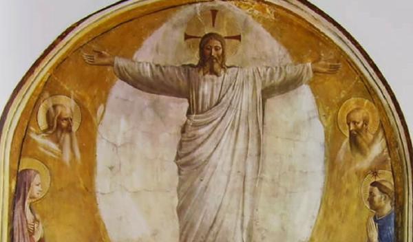 Quarto mistero luminoso. La Trasfigurazione del Signore