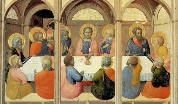 Opus Dei - Quinto mistero luminoso. La Istituzione dell'Eucarestia