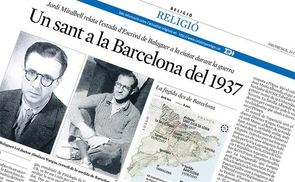 Opus Dei - Un sant a la Barcelona del 1937