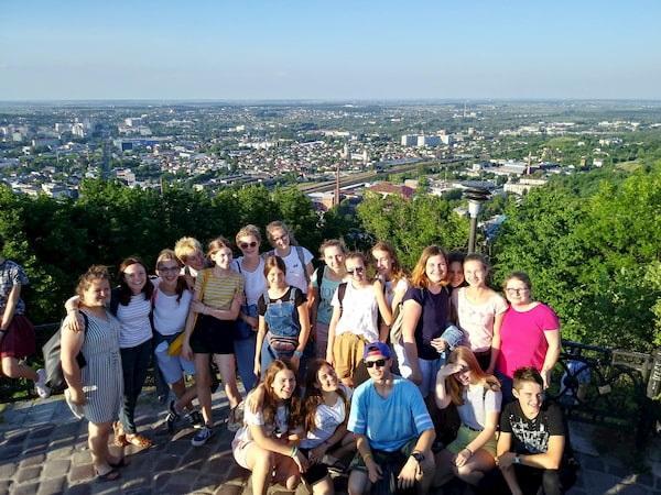 Tylko we Lwowie... wolontariat z dziećmi