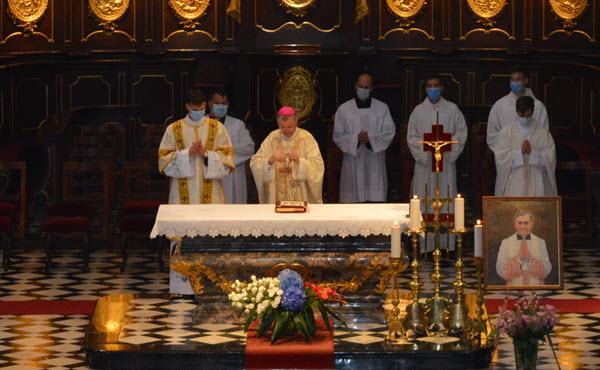 Maša ob prazniku sv. Jožefmarija Escrivája