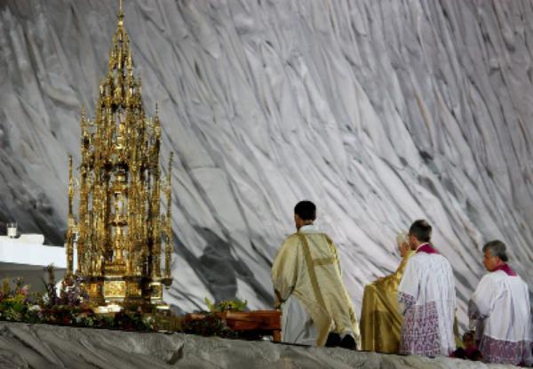 Preparar el Corpus Christi