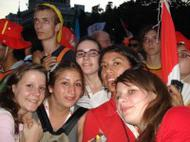Op naar Madrid (3): de thuisreis via Torreciudad