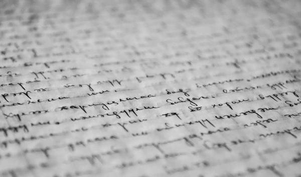 Relazione autografa di San Josemaría sulla morte della sorella