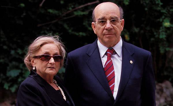Opus Dei - Consuelo Santos Sanz, esposa do Dr. Nevado