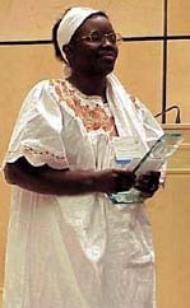 Margaret Ogola, Afrikos didvyrė