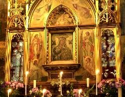 Icono de Nuestra Señora del Perpetuo Socorro.