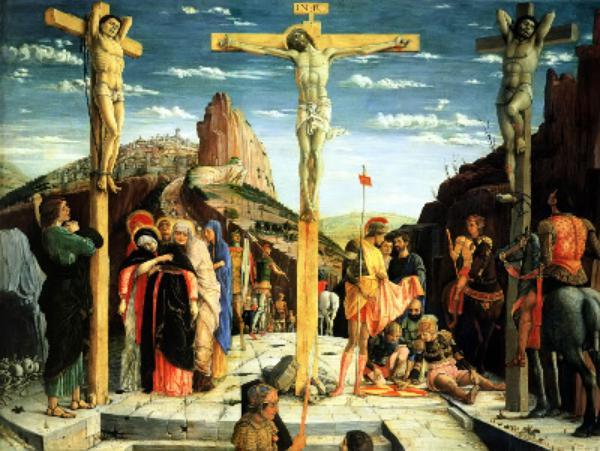 Marijin Život (XV): Podno Isusova Križa