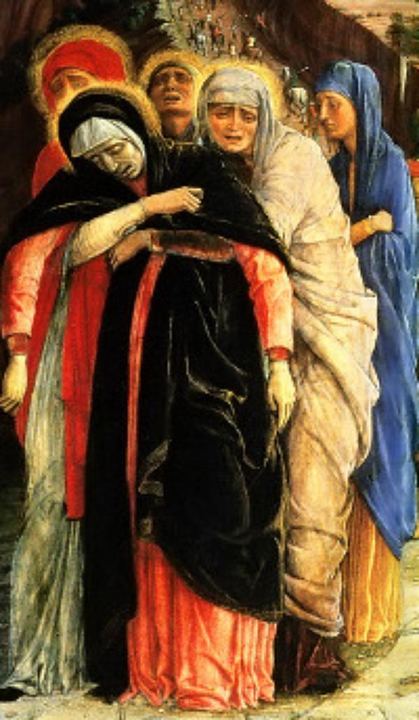 Beside the Cross of Jesus: Magisterium, Saints, Poets