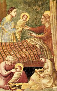 Vita di Maria (II): La Nascita della Madonna