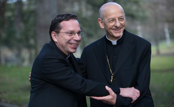 Monsignor Mariano Fazio Named Vicar General