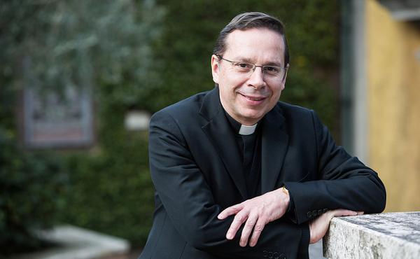 Monsignor Mariano Fazio