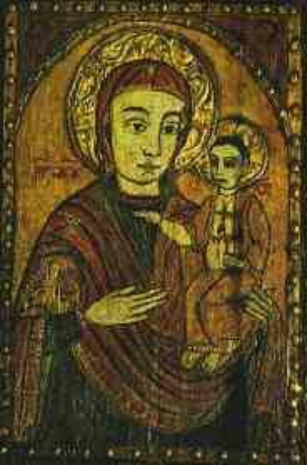 'Santa María, Estrella de Oriente, ayuda a tus hijos'