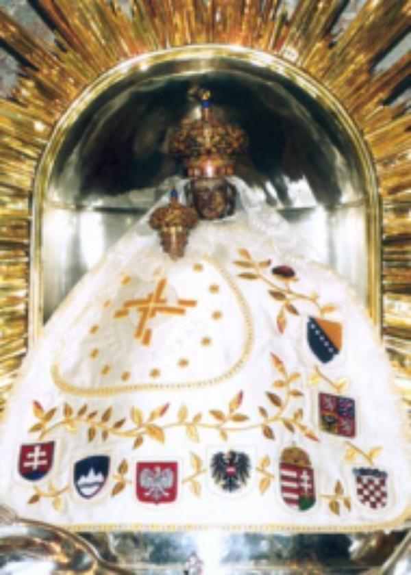 Program pápežovej návštevy Viedne a Mariazellu