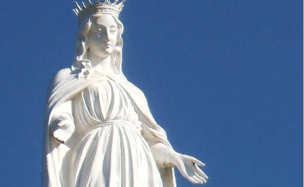 Marie, âme du monde