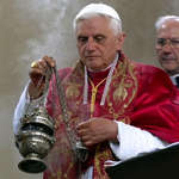 Homily of Benedict XVI for more than 800,000 young people