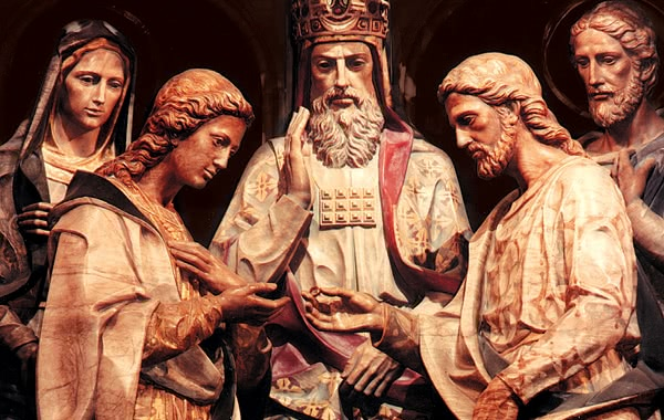 Opus Dei - Novena untuk Pernikahan yang Bahagia dan Tulus