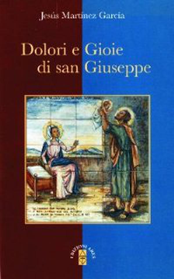 Un libro in vista della  festa di san Giuseppe