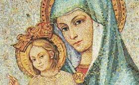 Santa María, Madre de la Iglesia