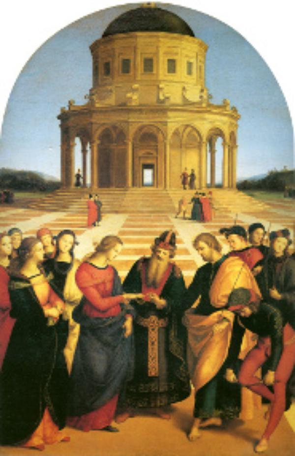 Життя Марії: Заручини з Йосифом