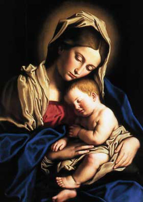 Svibanj, Marijin mjesec