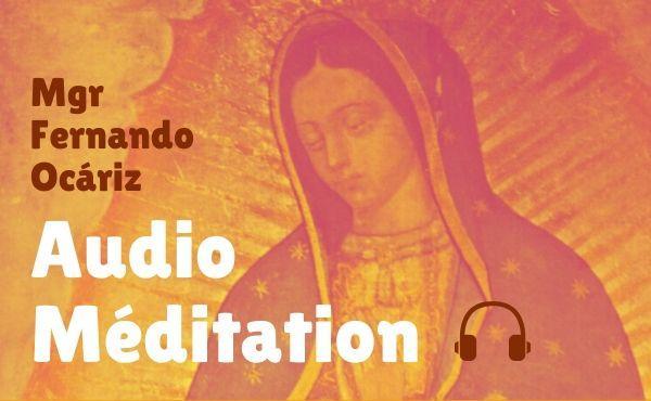 Méditation audio du Prélat : « L'amitié de Marie »