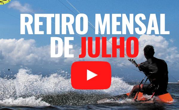 Opus Dei - Retiro mensal de julho em casa em português