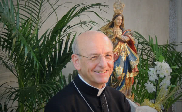 Opus Dei - Prelatovo sporočilo (10. maj 2018)