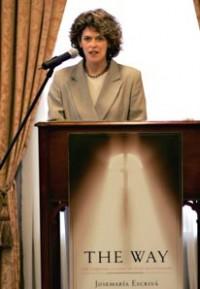 Mary Elise Eckman of Opus Dei's national board