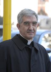 Javier Medina, autor del libro.