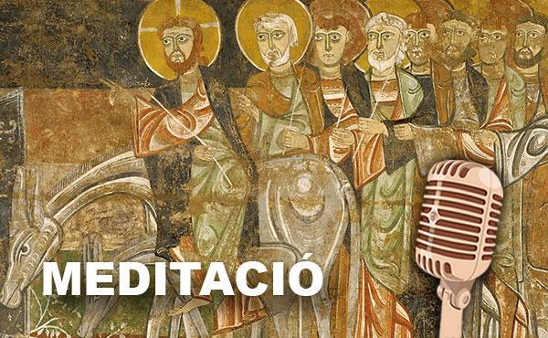 Opus Dei - Meditació sobre el Diumenge de Rams: Una resposta de fe