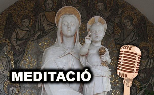 Opus Dei - Àudio meditació del prelat: Mare de Déu i esperança nostra