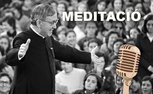 Meditació del vicari de Catalunya pel 28 de març