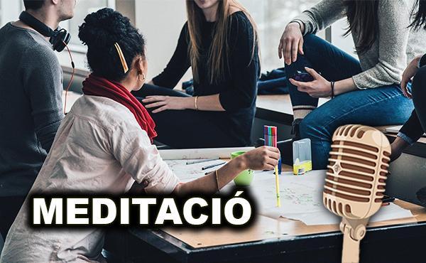 Meditació del vicari de Catalunya. Aniversari del 14 de febrer