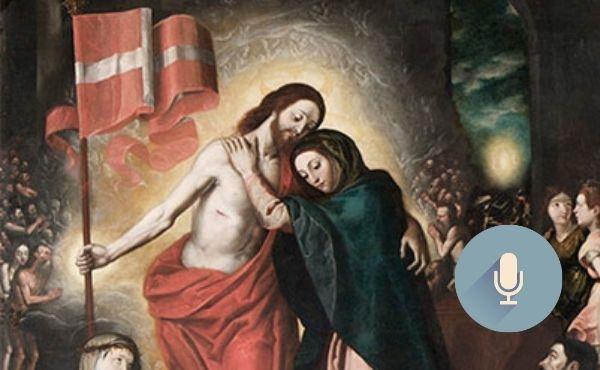 Opus Dei - Àudio meditació del prelat: L'alegria de la Pasqua
