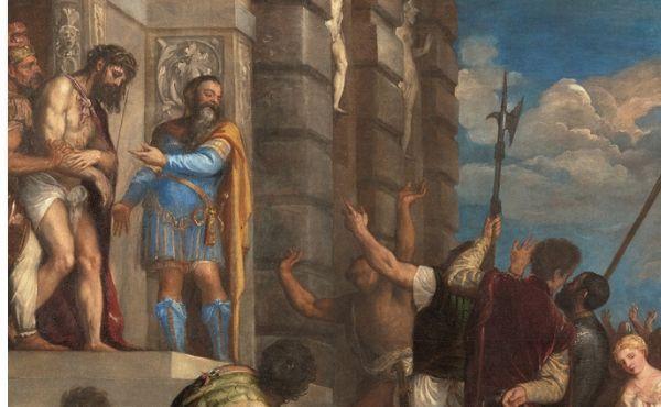 Meditazione del prelato sul mistero della Croce