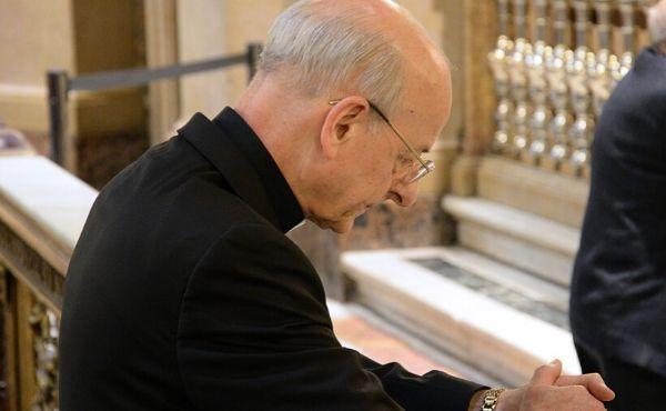Meditazione del prelato sul Comandamento Nuovo