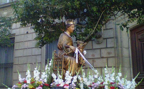 Festa de la Mare de Déu de la Mercè