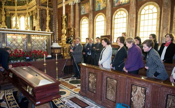 Opus Dei - Messes célébrées en France pour le Prélat de l'Opus Dei