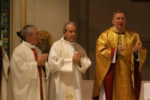 Homélie du Nonce pour la saint Josémaria
