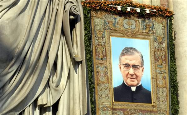 Opus Dei - 26 juin 2018 : les Messes pour la saint Josémaria