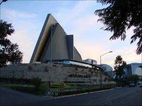 Uus püha Josemaríale pühitsetud kirik México D.F.s